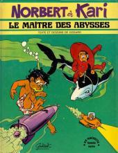Norbert et Kari -4- Le Maître des Abysses
