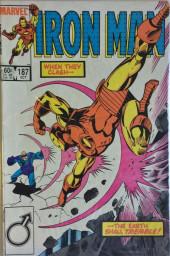 Iron Man Vol.1 (Marvel comics - 1968) -187- The Vengeance of Vibro