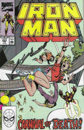 Iron Man Vol.1 (Marvel comics - 1968) -253- Laughing All the Way to the Graveyard