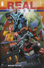 Real Heroes (Image comics - 2014) -1- Issue # 1