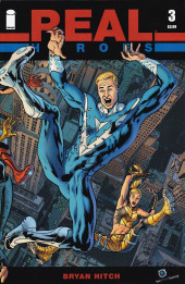 Real Heroes (Image comics - 2014) -3- Issue # 3