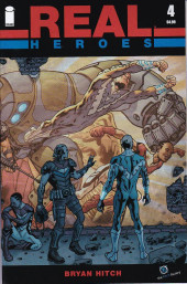 Real Heroes (Image comics - 2014) -4- Issue # 4