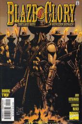 Blaze of Glory (Marvel Comics - 2000) -2- Book two