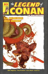Savage Sword of Conan (The) (puis The Legend of Conan) - La Collection (Hachette)