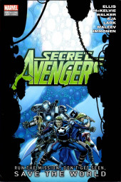 Secret Avengers (2010) -INT04- Run the Mission, Don't Get Seen, Save the World