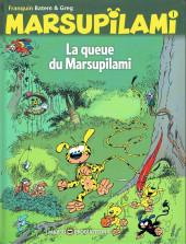 Marsupilami -1c2019- La queue du marsupilami