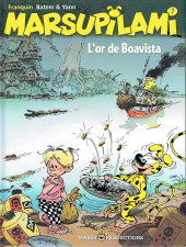 Marsupilami -7d2013- L'or de boavista