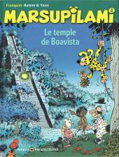 Marsupilami -8c2019- Le temple de boavista