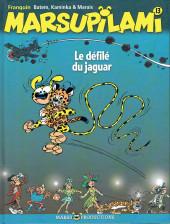 Marsupilami -13b2013- Le défilé du jaguar