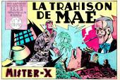 E.L.A.N. (Collection) (2e série) -7- Mister X - La trahison de Maé