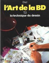 (DOC) L'Art de la BD -2- La technique du dessin