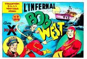 E.L.A.N. (Collection) (2e série) -9- Mister X - L'infernal Bob West