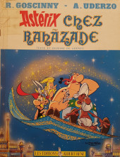 Astérix -28a1990- Astérix chez Rahãzade
