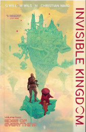Invisible kingdom (Dark Horse - 2019) -INT02- Invisible kingdom vol2: edge of everything
