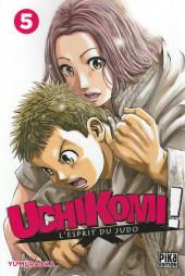 Uchikomi ! : L'Esprit du Judo -5- Volume 5