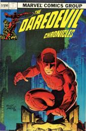 FantaCo's Chronicles Series (1981) -3- Daredevil Chronicles
