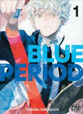 Blue Period -1- Tome 1