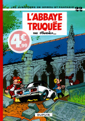 Spirou et Fantasio -22Ind- L'abbaye truquée