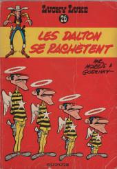 Lucky Luke -26a1969'- Les Dalton se rachètent