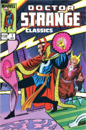 Doctor Strange Classics (Marvel comics - 1984)