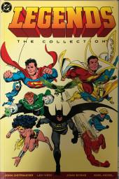 Legends (DC comics - 1986) -INT- Legends The collection