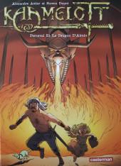 Kaamelott -4a2020- Perceval et le dragon d'Airain