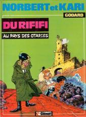 Norbert et Kari -8- Du rififi au pays des otaries