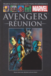 Marvel Comics - La collection (Hachette) -17283- Avengers : Réunion