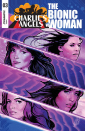 Charlie's Angels Vs The Bionic Woman (Dynamite Entertainment - 2019) -3- Issue # 3