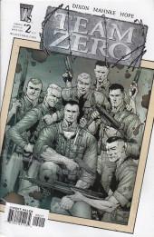 Team Zero (WildStorm - 2006) -2- part two