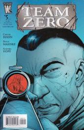 Team Zero (WildStorm - 2006) -5- part five