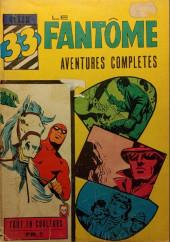 Le fantôme (1re Série - Aventures Américaines) -Rec33- Album n°33 (du n°372 au n°376)