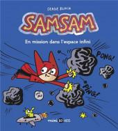 SamSam (2e Série) -7- En mission dans l'espace infini