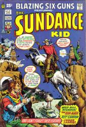Blazing Six-Guns (Skywald Publications - 1971) -2- Issue # 2