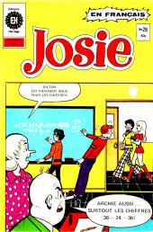 Josie (Éditions Héritage) -28- Tu piges