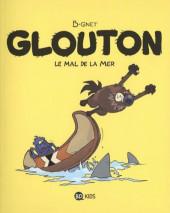 Glouton -3- Le mal de la mer