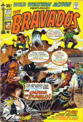 Wild Western Action (Skywald Publications - 1971) -2- Issue # 2