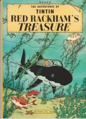 Tintin (The Adventures of) -12b1974- Red Rackham's Treasure