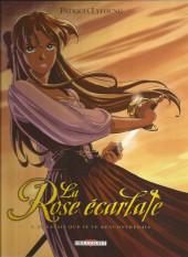 La rose écarlate -1a2006- Je savais que je te rencontrerais