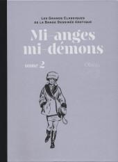 Les grands Classiques de la Bande Dessinée érotique - La Collection -120127- Mi-anges mi-démons - Tome 2
