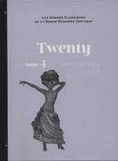 Les grands Classiques de la Bande Dessinée érotique - La Collection -121111- Twenty - Tome 3