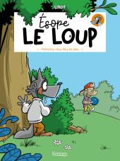 Ésope le loup -1- Promenons-nous dans les bois
