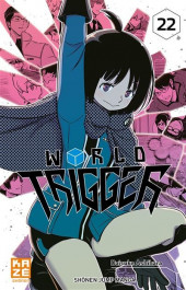 World Trigger -22- Tome 22
