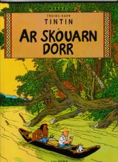 Tintin (en langues régionales) -6Breton- Ar skouarn dorr