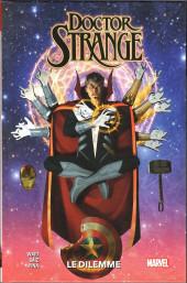 Doctor Strange (100% Marvel - 2019) -4- Le Dilemme