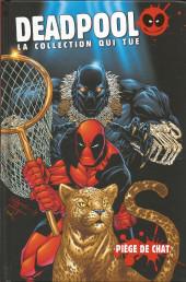 Deadpool - La collection qui tue (Hachette) -4312- Piège de chat