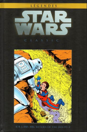 Star Wars - Légendes - La Collection (Hachette) -130130- Star Wars Classic - #78 à #80, #86, Return of the Jedi #1 et 2