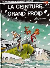 Spirou et Fantasio -30a2009- La ceinture du grand froid