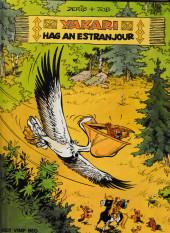 Yakari (en breton) -7Breton- Yakari hag an estrañjour