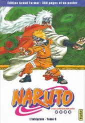 Naruto (Hachette) -6- L'intégrale - Tome 6